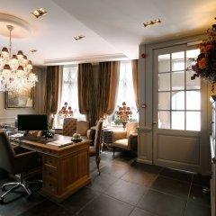 Отель de Castillion Бельгия, Брюгге - отзывы, цены и фото номеров - забронировать отель de Castillion онлайн интерьер отеля фото 3