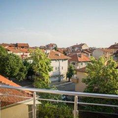 Отель Home Gramatikovi Болгария, Поморие - отзывы, цены и фото номеров - забронировать отель Home Gramatikovi онлайн балкон
