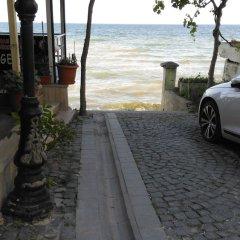 Yali Otel Турция, Чешмели - отзывы, цены и фото номеров - забронировать отель Yali Otel онлайн пляж фото 2