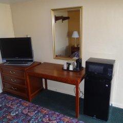 Отель Budget Inn Columbus удобства в номере фото 2