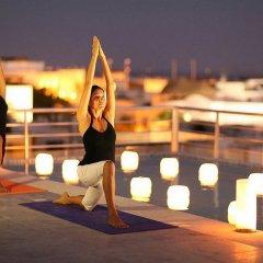 Отель Soho Playa Плая-дель-Кармен фитнесс-зал фото 2