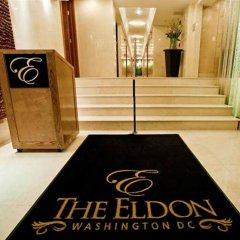 Отель Eldon Luxury Suites Вашингтон бассейн