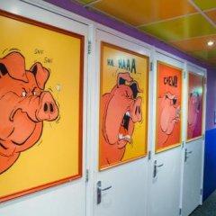 Отель The Flying Pig Uptown Нидерланды, Амстердам - отзывы, цены и фото номеров - забронировать отель The Flying Pig Uptown онлайн