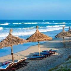 Отель An Bang Beach Nature Homestay пляж
