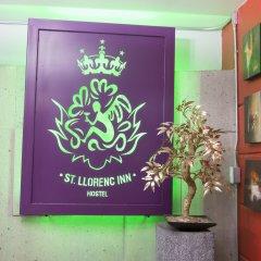 Hostel St. Llorenc Мехико интерьер отеля фото 3