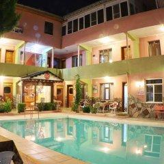 Pamukkale Турция, Памуккале - 1 отзыв об отеле, цены и фото номеров - забронировать отель Pamukkale онлайн бассейн фото 2
