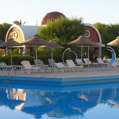 Отель Pegasos Beach бассейн