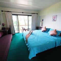 Отель Green Garden Resort Таиланд, Ланта - отзывы, цены и фото номеров - забронировать отель Green Garden Resort онлайн комната для гостей фото 5