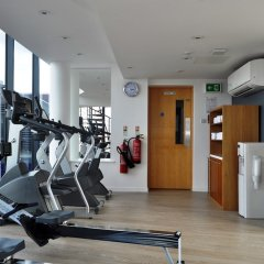 DoubleTree by Hilton Hotel London - Westminster фитнесс-зал фото 4