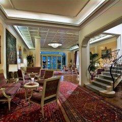Отель Quisisana Terme Италия, Абано-Терме - отзывы, цены и фото номеров - забронировать отель Quisisana Terme онлайн интерьер отеля