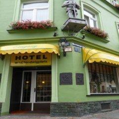 Отель Am Chlodwigplatz Германия, Кёльн - отзывы, цены и фото номеров - забронировать отель Am Chlodwigplatz онлайн фото 2
