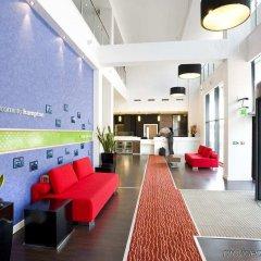 Отель Hampton by Hilton Liverpool City Center Великобритания, Ливерпуль - отзывы, цены и фото номеров - забронировать отель Hampton by Hilton Liverpool City Center онлайн интерьер отеля фото 2