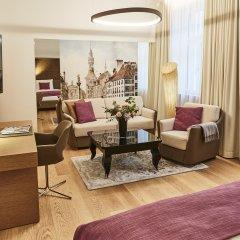 Hotel Vier Jahreszeiten Kempinski München интерьер отеля