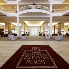 Отель Lighthouse Golf And Spa Resort Балчик интерьер отеля