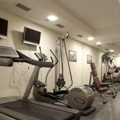 Отель Lucky Bansko Aparthotel SPA & Relax фитнесс-зал фото 3