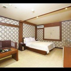 Отель Sky Motel Jongno Южная Корея, Сеул - отзывы, цены и фото номеров - забронировать отель Sky Motel Jongno онлайн комната для гостей фото 4