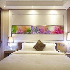 Lavande Hotel Jian Train Station Branch комната для гостей фото 2