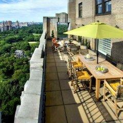 Отель JW Marriott Essex House New York США, Нью-Йорк - 8 отзывов об отеле, цены и фото номеров - забронировать отель JW Marriott Essex House New York онлайн балкон