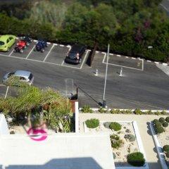 Отель NAPA MERMAID парковка
