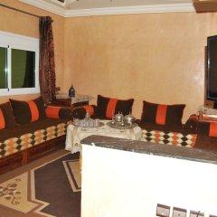 Отель Résidence Marwa Марокко, Уарзазат - отзывы, цены и фото номеров - забронировать отель Résidence Marwa онлайн интерьер отеля
