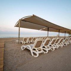 Sunmelia Beach Resort Hotel Сиде пляж
