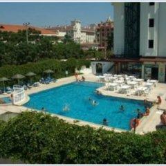 Seray Deluxe Hotel Турция, Мармарис - отзывы, цены и фото номеров - забронировать отель Seray Deluxe Hotel онлайн балкон