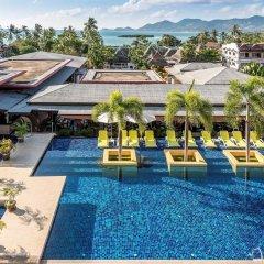 Отель Novotel Samui Resort Chaweng Beach Kandaburi детские мероприятия