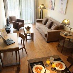 Отель Mh Apartments Family Испания, Барселона - отзывы, цены и фото номеров - забронировать отель Mh Apartments Family онлайн комната для гостей