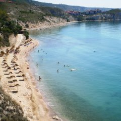 Отель Kaliakria Resort пляж фото 2
