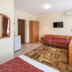 Гостиница Пансионат Геленджик комната для гостей фото 2