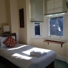 Hotel Hudson комната для гостей