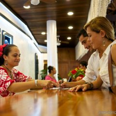 Отель InterContinental Resort and Spa Moorea гостиничный бар