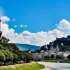 Отель Amadeus Residence Salzburg Австрия, Зальцбург - отзывы, цены и фото номеров - забронировать отель Amadeus Residence Salzburg онлайн приотельная территория