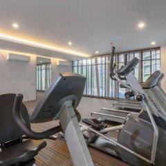 Отель Phuket Dcondo Creek Resort фитнесс-зал