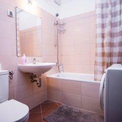Апартаменты Corvin Apartment Budapest ванная