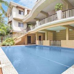 Апартаменты GuestHouser 2 BHK Apartment b45c Гоа бассейн