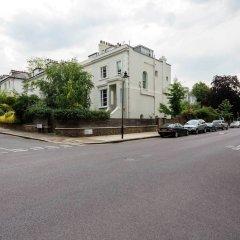 Отель Eton Villas Великобритания, Лондон - отзывы, цены и фото номеров - забронировать отель Eton Villas онлайн парковка
