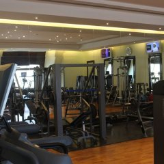 Отель Radisson Blu Resort, Sharjah фитнесс-зал фото 4