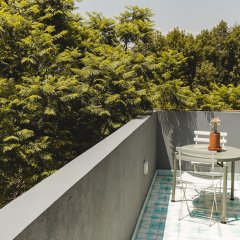 Отель 1BR Top Floor in an Art Deco Building! Мехико фото 10