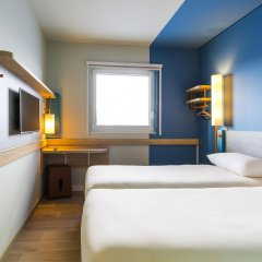 ibis Styles Genève Palexpo Aéroport Hotel комната для гостей