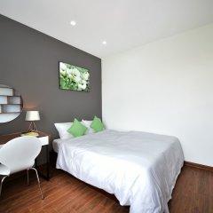Отель Lilyhometel Cau Giay комната для гостей