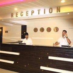 Seker Resort Hotel интерьер отеля