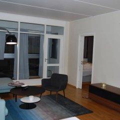 Отель Tromsø Apartments Норвегия, Тромсе - отзывы, цены и фото номеров - забронировать отель Tromsø Apartments онлайн комната для гостей фото 3