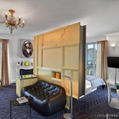 Отель W Paris - Opera комната для гостей фото 3