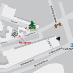 Отель Der Tannenbaum Германия, Мюнхен - отзывы, цены и фото номеров - забронировать отель Der Tannenbaum онлайн интерьер отеля