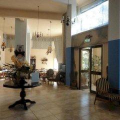Отель Captain Pier Hotel Кипр, Протарас - отзывы, цены и фото номеров - забронировать отель Captain Pier Hotel онлайн интерьер отеля фото 2
