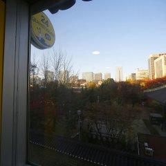 Отель 24 Guesthouse Seoul City Hall балкон
