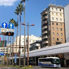 APA Hotel Miyazakieki-Tachibanadori городской автобус