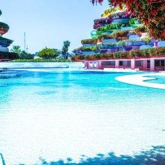 Отель Las Boas Luxury Apartament бассейн фото 3