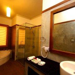 Отель Chaarya Resort & Spa by Chandrika ванная фото 2